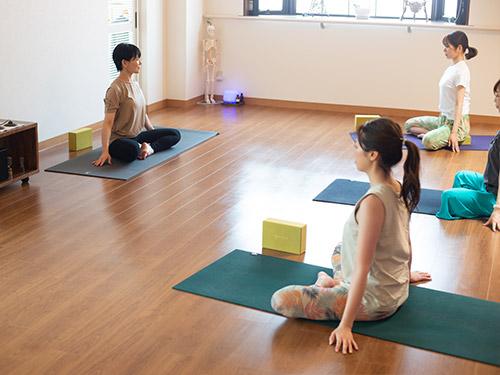 瞑想ヨガスタジオ オアシスの画像